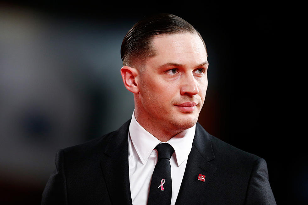 Closet badass Tom Hardy stars in gritty thriller